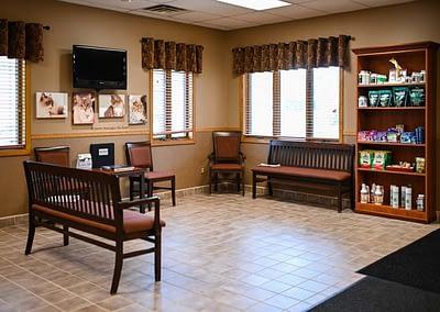 Waiting Room at RVVS