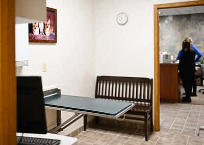 RVVS appointment room