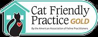 cat friendly gold certified