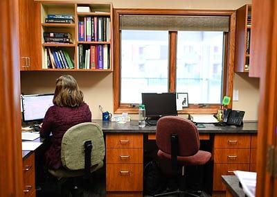 Office at RVVS